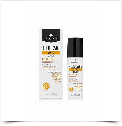 Heliocare 360º Gel Oil Free SPF 50+ Beige