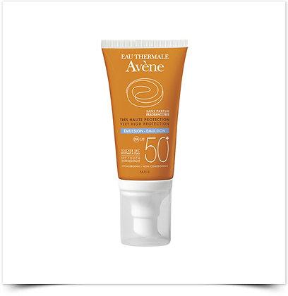 Avéne Solar Emulsão SPF 50+ s/ Perfume