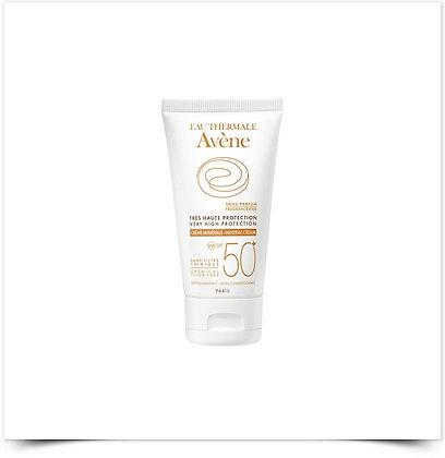 Avène Solar Creme Mineral SPF 50+