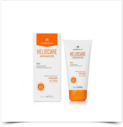 Heliocare Advanced Gel Rosto SPF50
