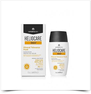 Heliocare 360 Fluído Mineral Tolerance SPF 50