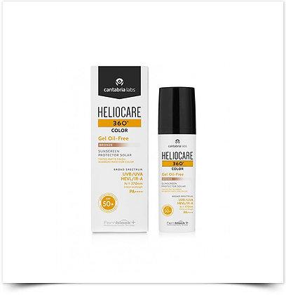 Heliocare 360º Gel Oil Free SPF 50+ Bronze