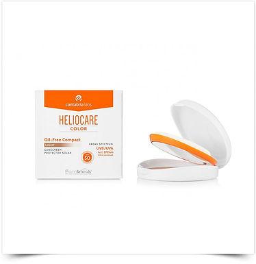Heliocare Compacto Oil Free SPF50 Claro   10g