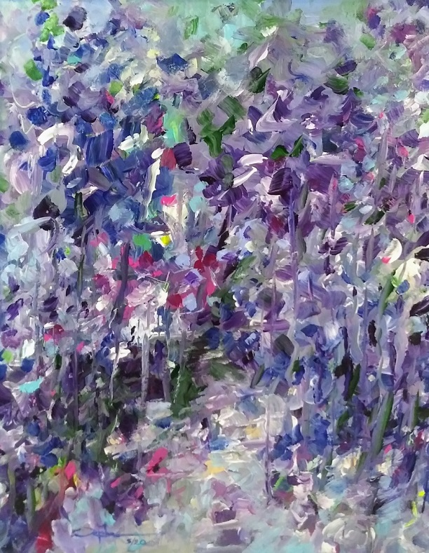 Flowering Rain