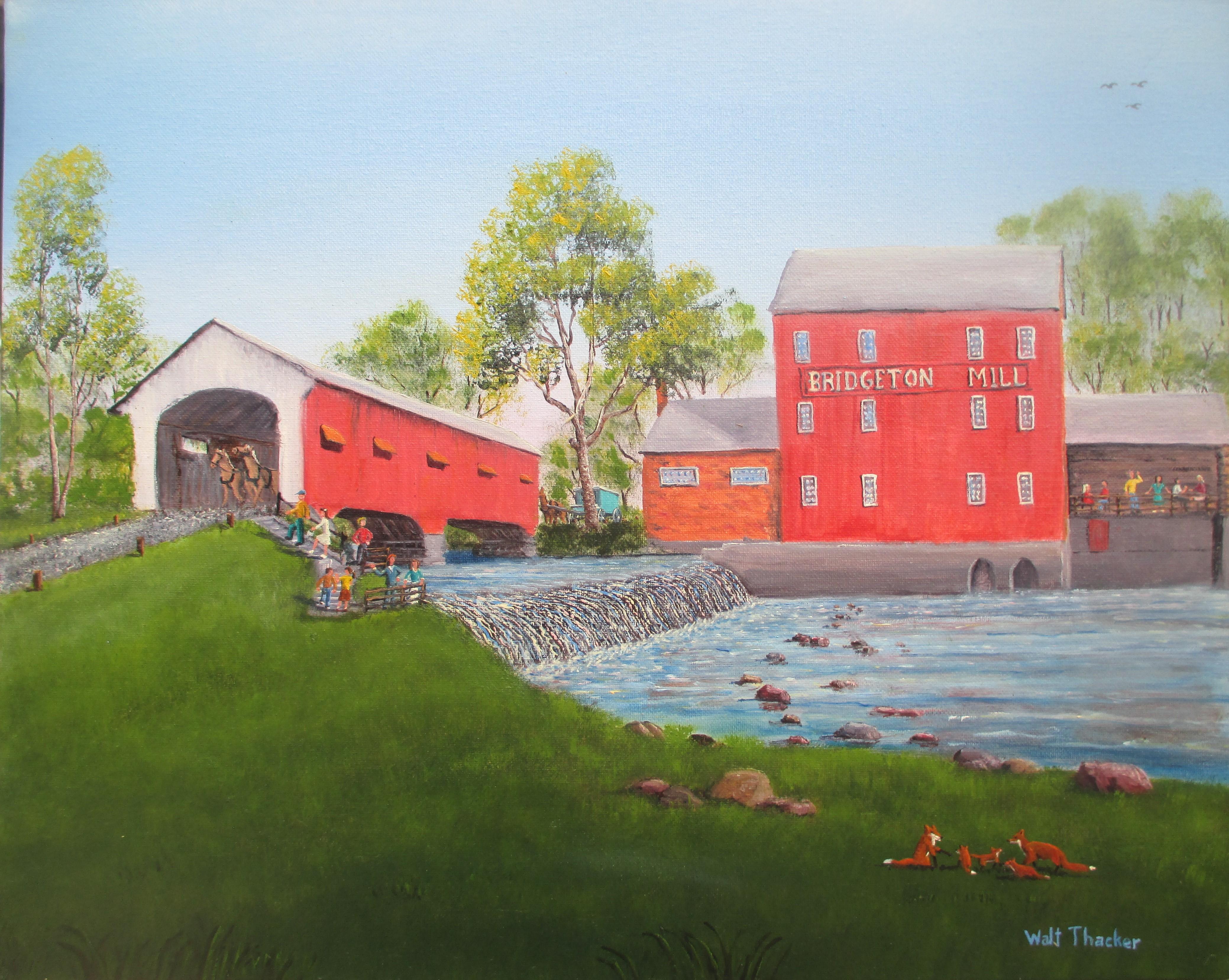 ID 8 - Bridgeton Mill
