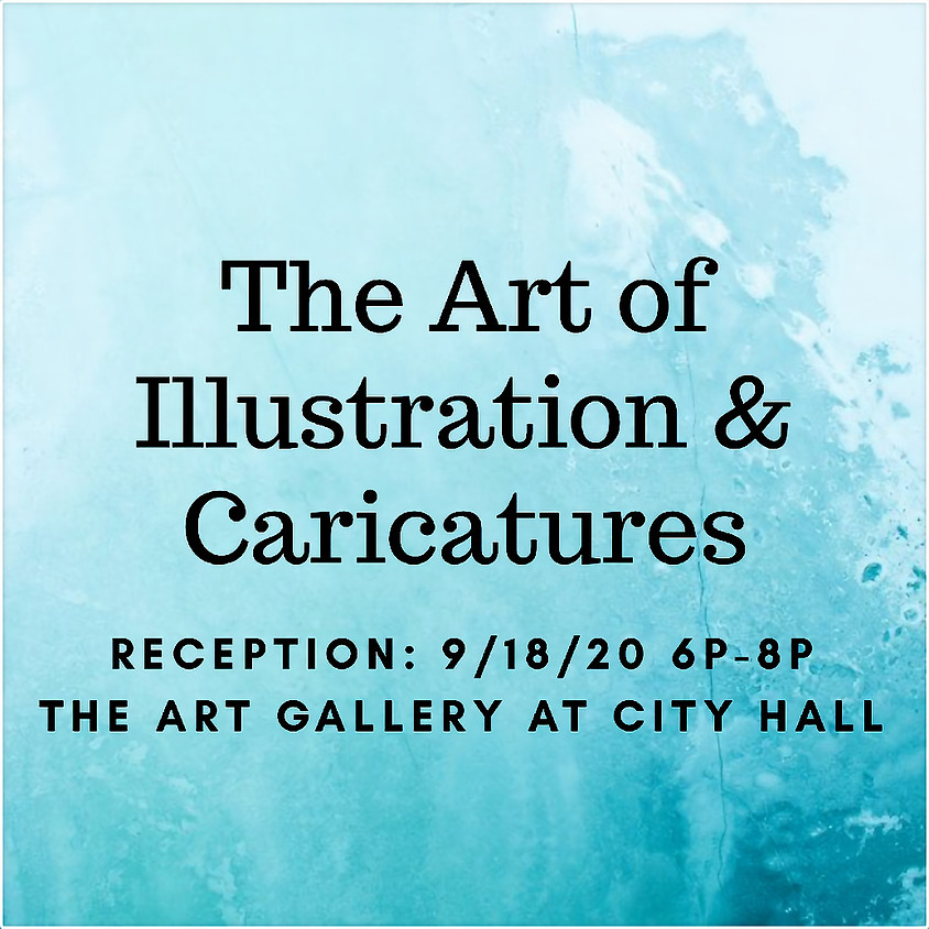 The Art of Illustration & Caricatures Reception