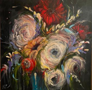 Overflowing Blooms