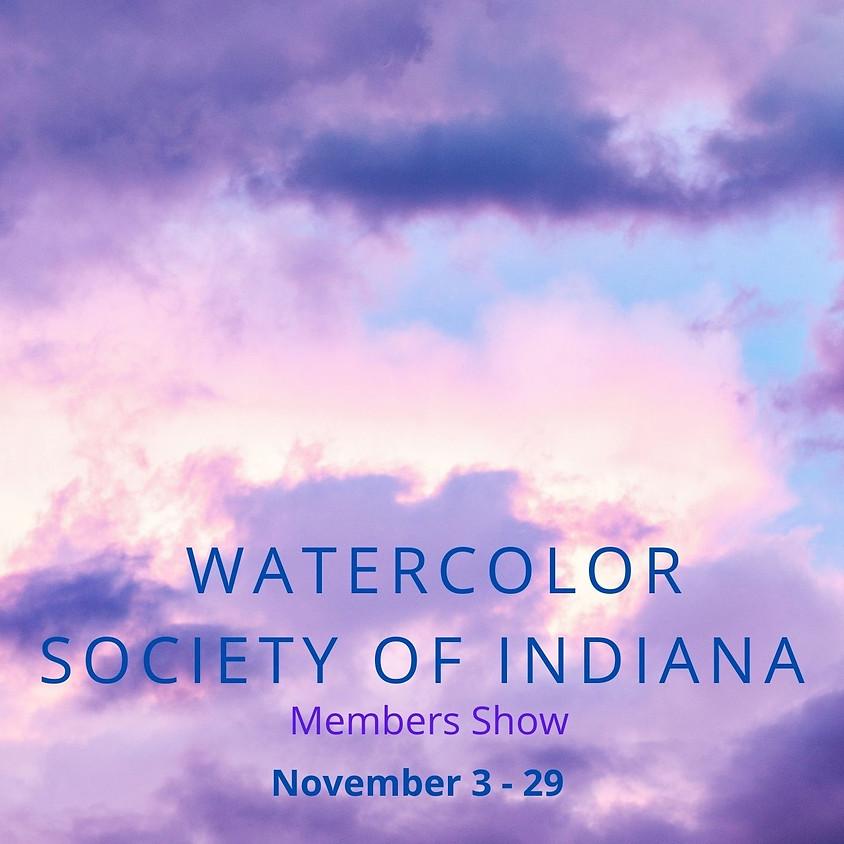 Watercolor Society of Indiana Reception
