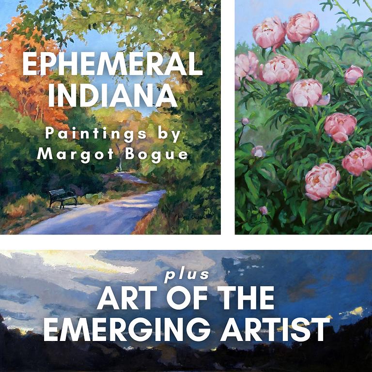 Emerging Artists and Margot Bogue Reception