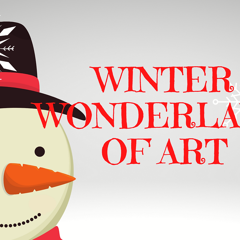 Winter Wonderland of Art