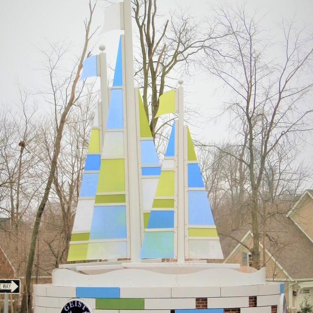 Multiple Sails