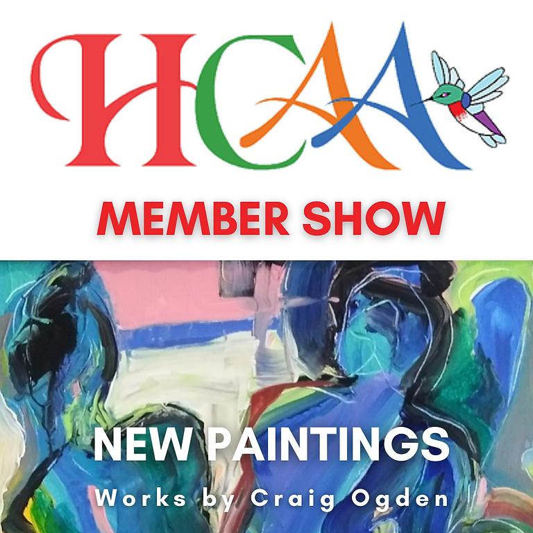 Hamilton County Artists' Association & Craig Ogden Reception