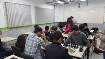 Projeto do Câmpus Araranguá incentiva prática do xadrez na região
