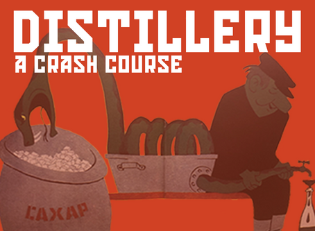 Distillery: A Crash Course