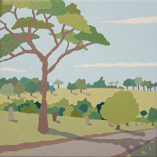 Milton Tree Shadow