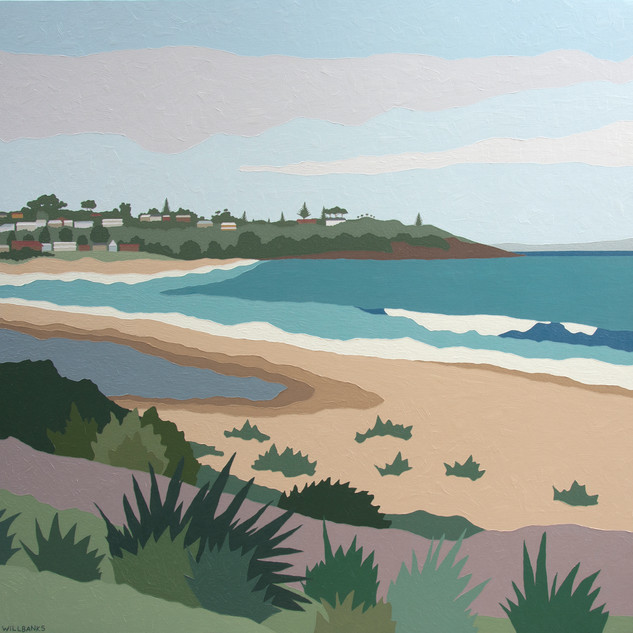 North Mollymook Commission