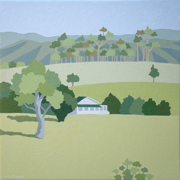 White Farm Green Roof