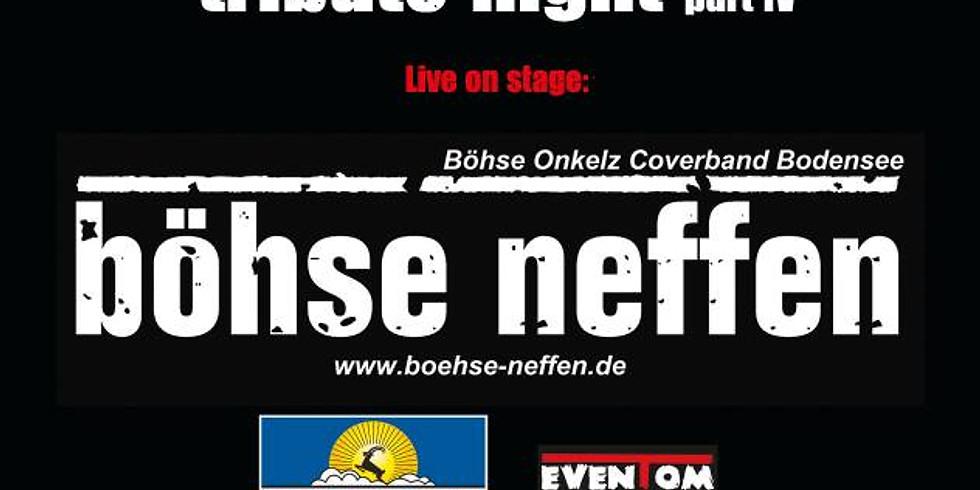 Onkelz Tribute Night Part IV - Rockez Salez SG