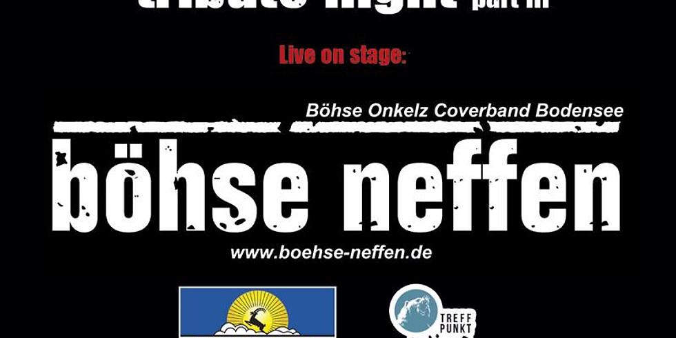 Onkelz Tribute Night Part III - Böhse Ostern böhse Hasen