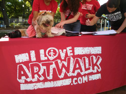 Artwalk!