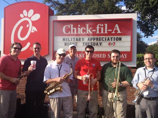 CFA Military Appreciation