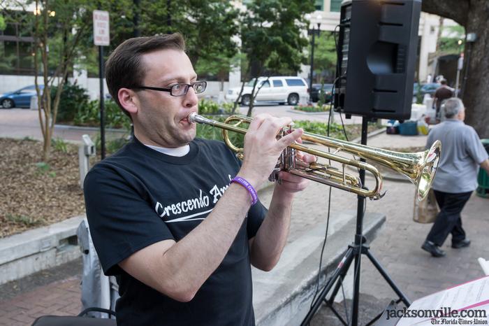 James Justice, Trumpet