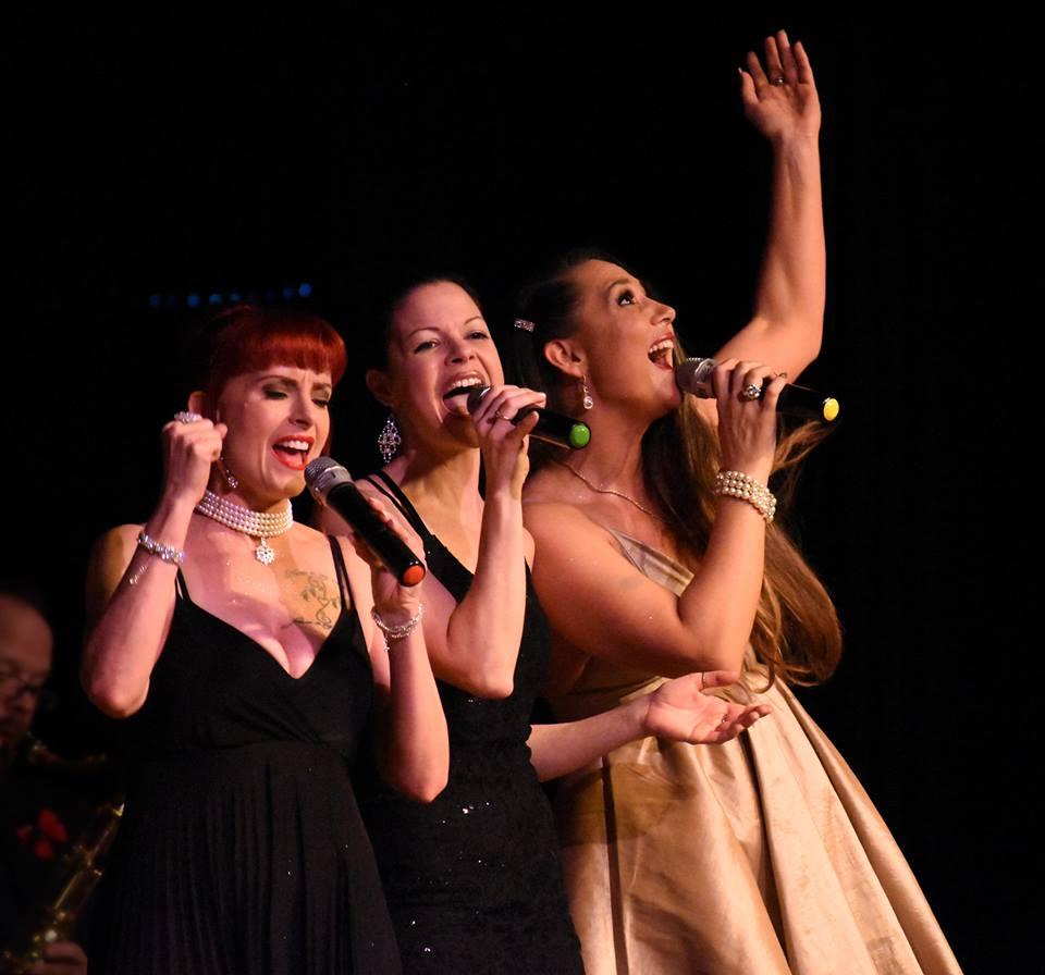 Marah, Jen & Lori Ann