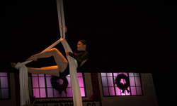 Aerial Silks: Marah Lovequist