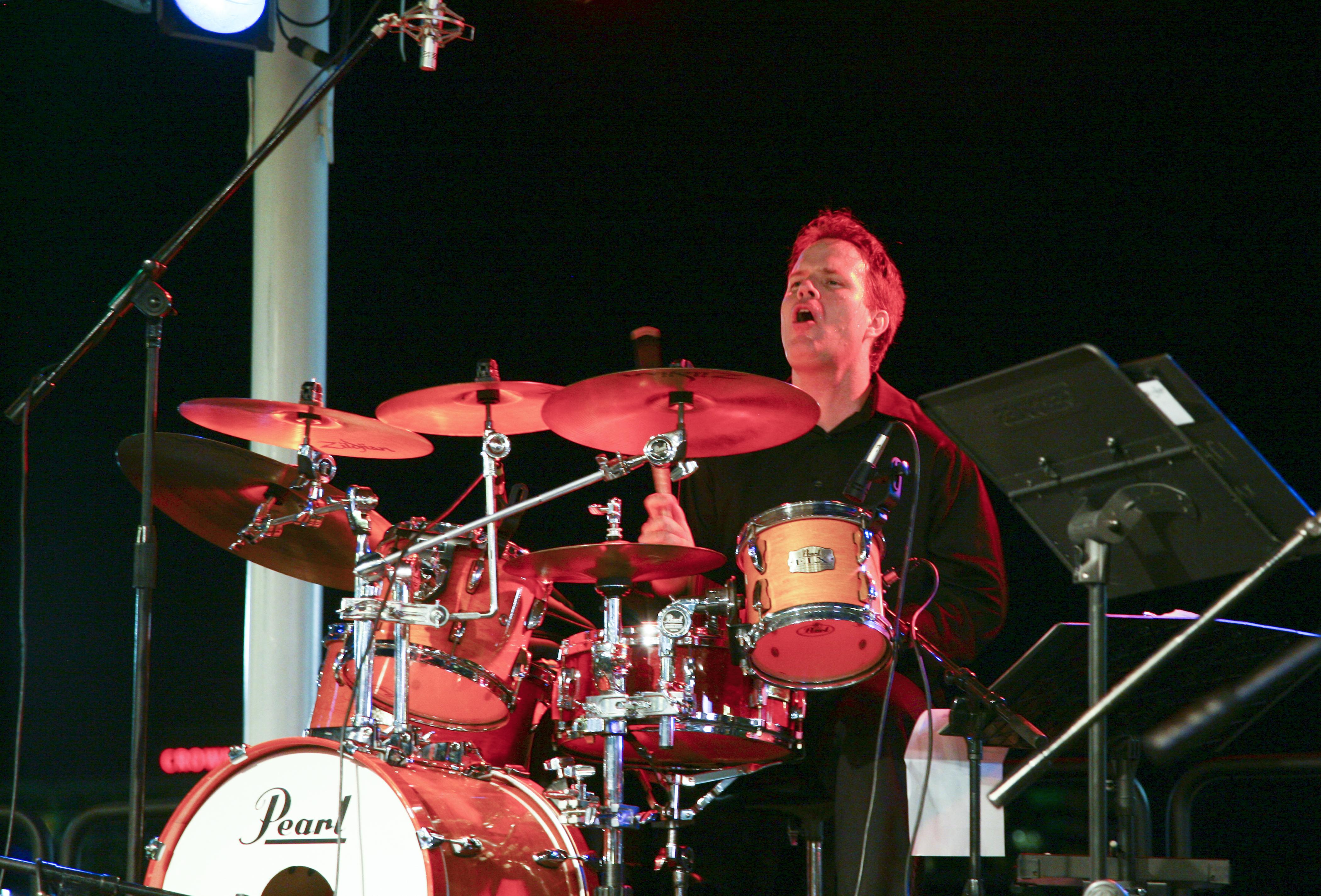 Frank Basile, Drums