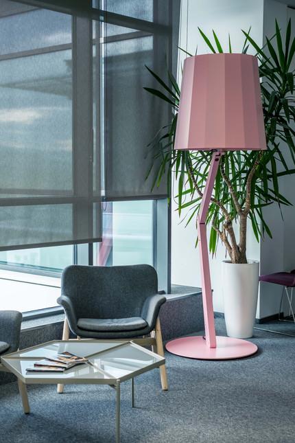 office AVON  Reception area