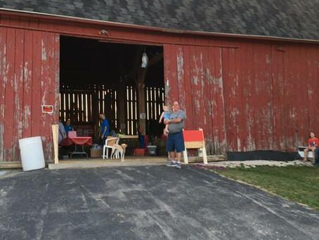 The Baumhardt Barn