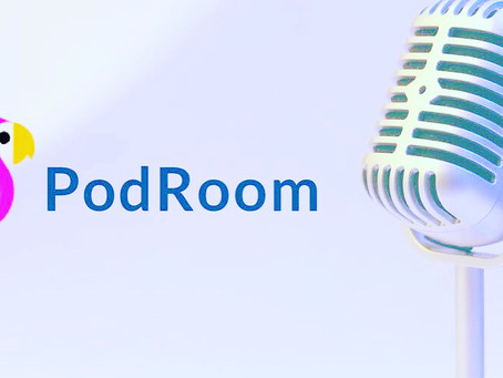 Community-Based Podcasting – How PodRoom is Changing the Way We Listen to Podcasts.
