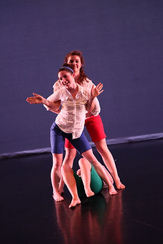Somanaut Dance - Familiar Capers by Becca Weber. Photo by Bill H