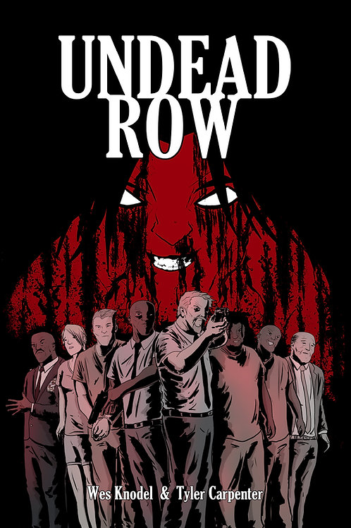 Undead Row Graphic Novel