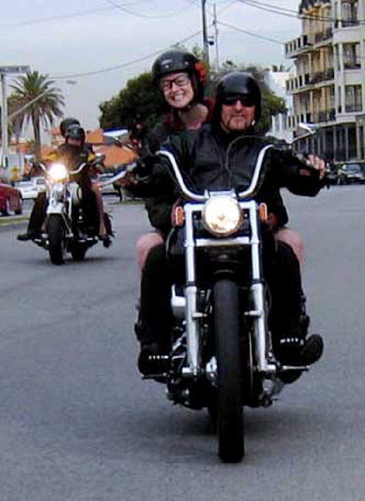 Harleys-head-on-Beaconsfiel