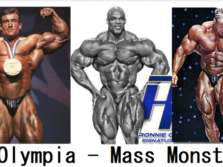 Lược sử Mr.Olympia - Thời kì quái vật 1992 - 2010