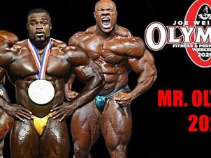 7 điều nổi bật về Mr.Olympia 2020