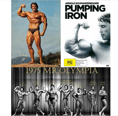 Lược sử Mr Olympia – Thời kì Golden Era 1970 – 1991