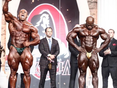 Mr.Olympia 2020 Big Ramy - Chiến thắng Covid để làm nên lịch sử