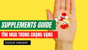 Supplements: Tìm mua trong chạng vạng