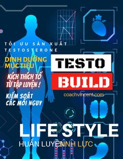 Testo Build Huấn luyện sinh lực
