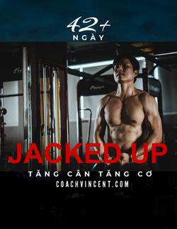 JACKED-UP