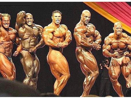 Mr.Olympia chọn người chiến thắng như thế nào ?