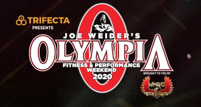 Dự đoán Top 7 Mr.Olympia 2020