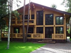 Дома из бруса dombani.ru
