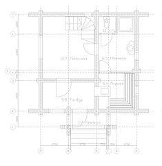 Строительство деревянных домов и бань. Проект DB-66 Дом и Баня из оцилиндрованного бревна, Алтайского КЕДРА, Бруса