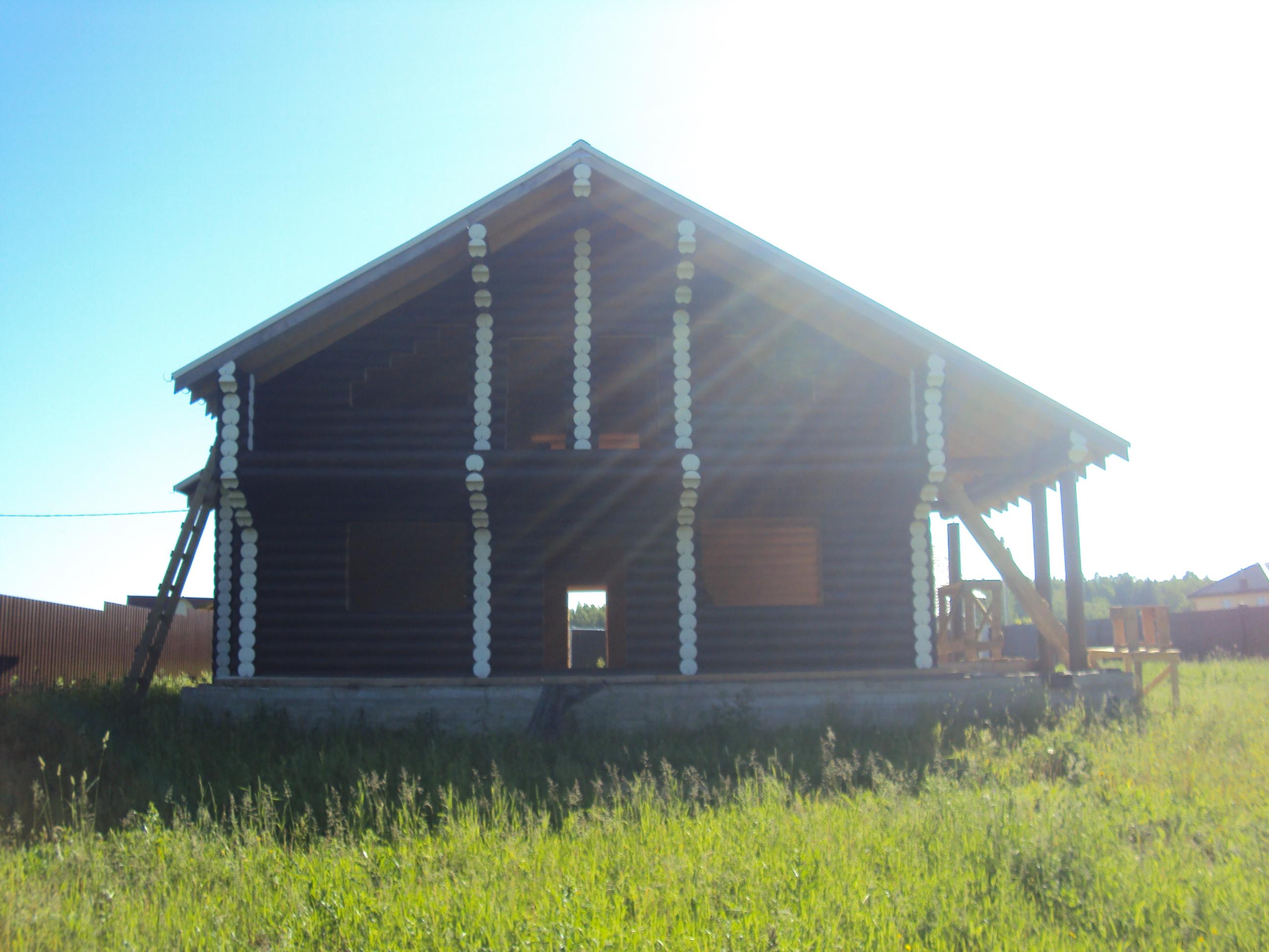 Деревянные дома под ключ dombani.ru