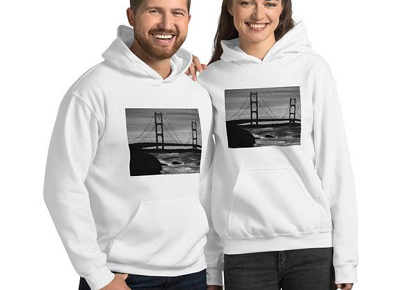 Unisex Mackinac Bridge Hoodie