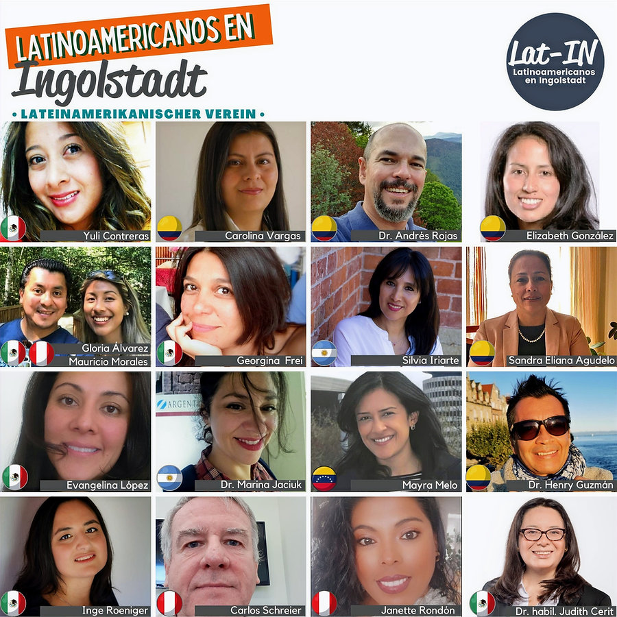 Equipo Lat-IN