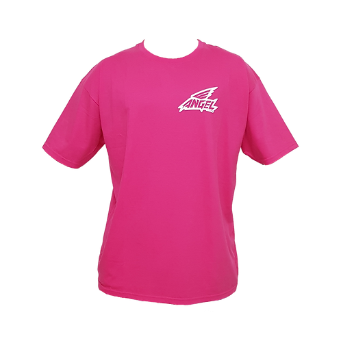 Camiseta ANGR YCF Sign Pink 2020
